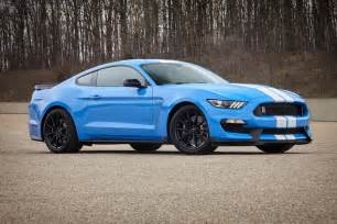 mustang colors 2017 mustang shelby gt350 pics of new colors are