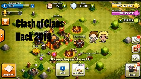 coc mod sb game hacker mod coc game hacker coc hack 2014 youtube