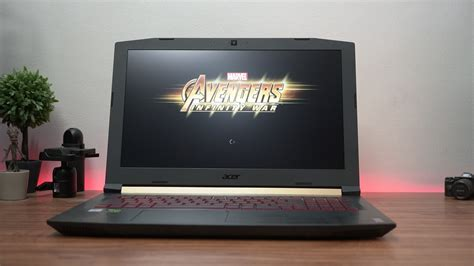 acer nitro  thanos edition review mad titan approved