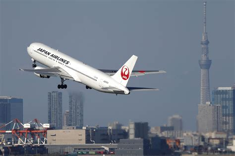 ana launches routes to tokyo s haneda airport from new jal to launch seven new london haneda flights the japan