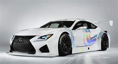 lexus racing car say hello to the 532bhp lexus rc f gt3 race car