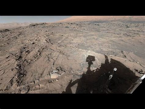 Rover Background Check Curiosity Mars Rover Checks Looking Iron Meteorite Mars And Trend News