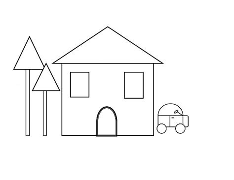 house shape coloring pages house shape coloring pages coloringsuite com