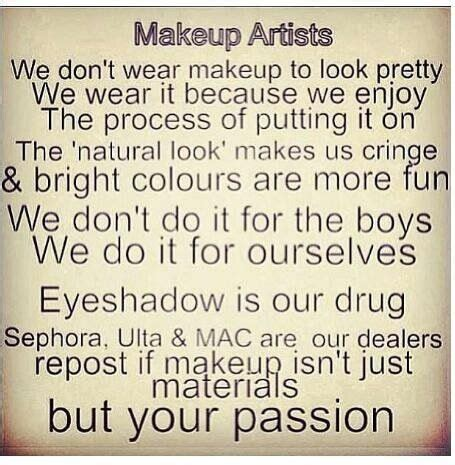 Not Loving The Fiberwig Mascara by 25 Best Makeup Artist Quotes On Makeup Quotes