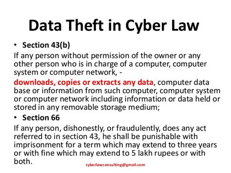hindu law section 9 9 things about indian cyber law prashant mali
