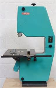 inca euro 260 bench band saw 171 pennyfarthing tools ltd