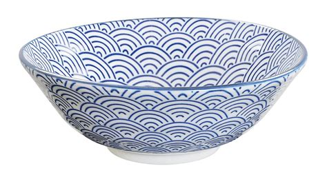 Kitchen Knives That Never Need Sharpening by 8670 Nippon Blue Soba Bowl 21x7 8cm 1 1l Wave Cnb