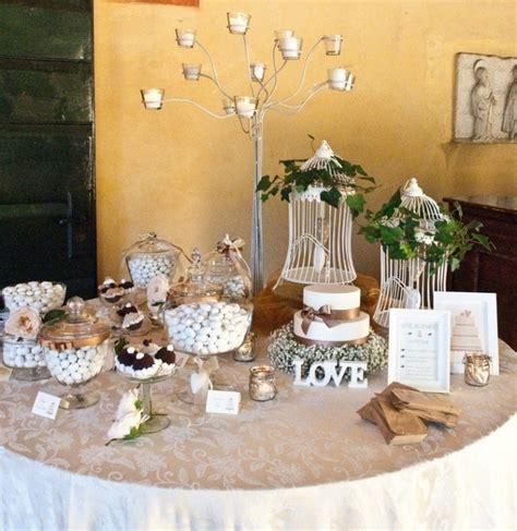 tavolo confetti matrimonio 8 idee per il tuo matrimonio in autunno la confettata