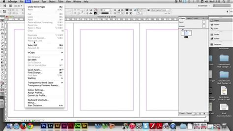 Project 04 02 Creating A Dvd Cover Template In Adobe Indesign Youtube Dvd Template Illustrator