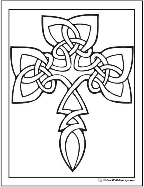 intricate cross coloring pages 90 celtic coloring pages irish scottish gaelic