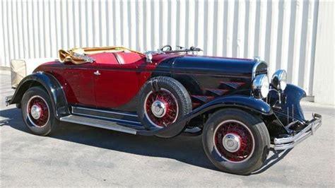 chrysler convertible models 1930 chrysler 77 sport roadster convertible chrysler and