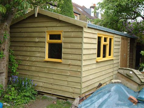 Cladding For Sheds by Glazing Mb Garden Building