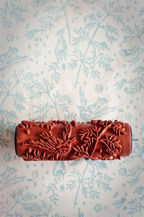 pattern paint roller video no 1 patterned paint roller from the by patternedpaintroller