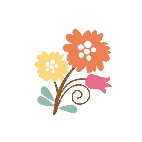 wall stickers fiori flowers bouquet mazzo di fiori wall sticker adesivo da muro