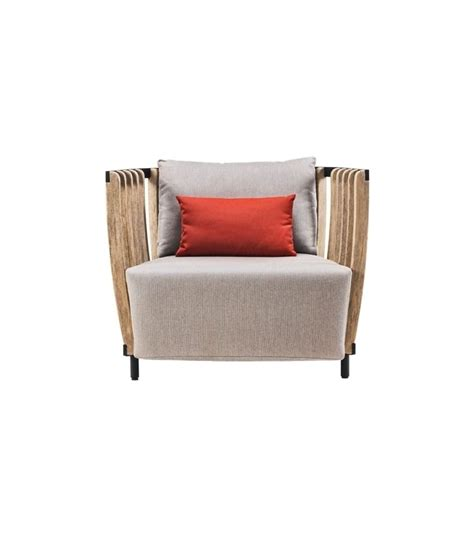 armchair chaise lounge swing ethimo armchair milia shop