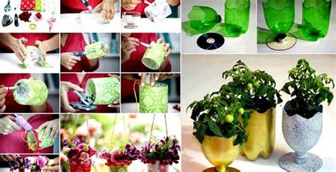 vorhänge upcycling basteln mit pet flaschen nachhaltig leben