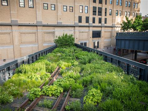 Landscape Architect Highline About The High Line Friends Of The High Line