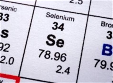 Selenium Periodic Table by Field Science Solutions