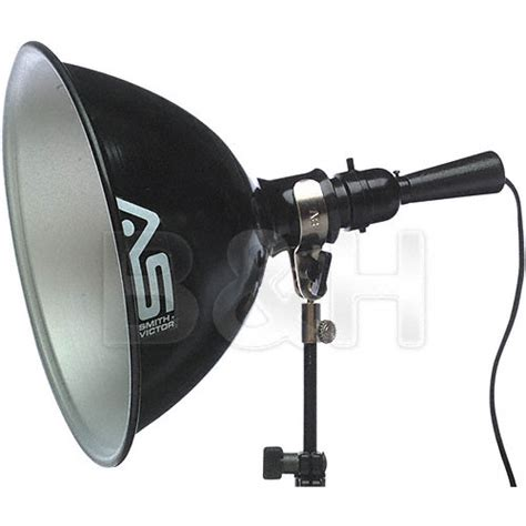 Smith Victor Lights by Smith Victor 910 Ul 10 Quot Adapta Light With Um6 120v 401006