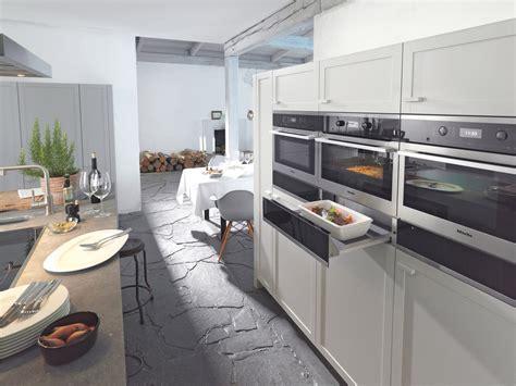 Miele Kitchens Design Miele Presents New Pureline And Contourline