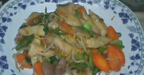 cara membuat capcay ala indonesia cara membuat capcay goreng seafood sederhana resep