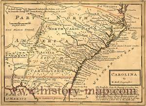 map of colonial carolina uncoveringcurriculum 736 the carolina colonies southern