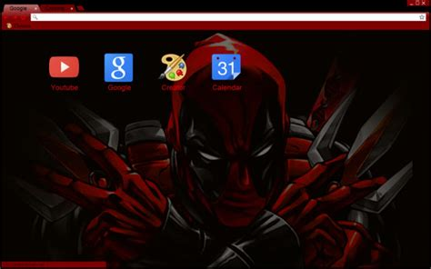 Deadpool   Chrome Web Store