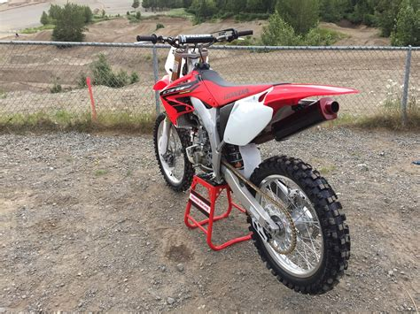 2004 honda crf450r 2004 honda crf450r manandmachine s bike check vital mx