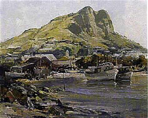 paintings robert h johnson page 28 australian art - Boat Auctions Townsville