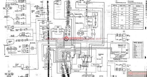 nichiyu forklift service manuals auto repair manual