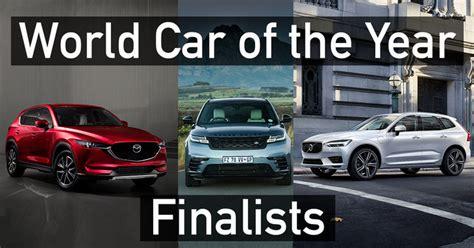 world car   year   finalists carscoza