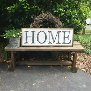 large wooden signs home decor home wooden sign large sign farmhouse decor hand painted