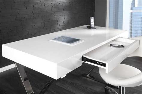 schreibtisch moderner computertisch 224 kriens acheter sur - Schreibtisch Weiß 120 X 50