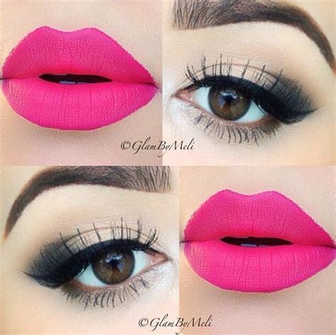 Lipstik Nyx Amsterdam pink makeup by glambymeli lipstick nyx matte