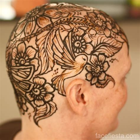 henna tattoo basel 22 best bald is beautiful images on alopecia