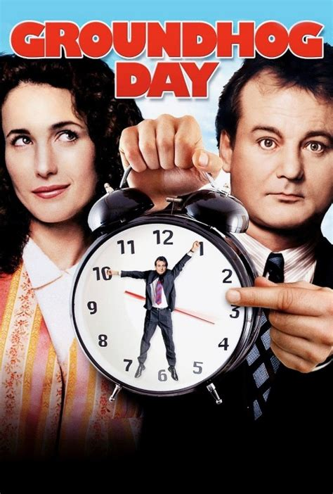 groundhog day theatrical trailer meatballs trailers plot cast poster