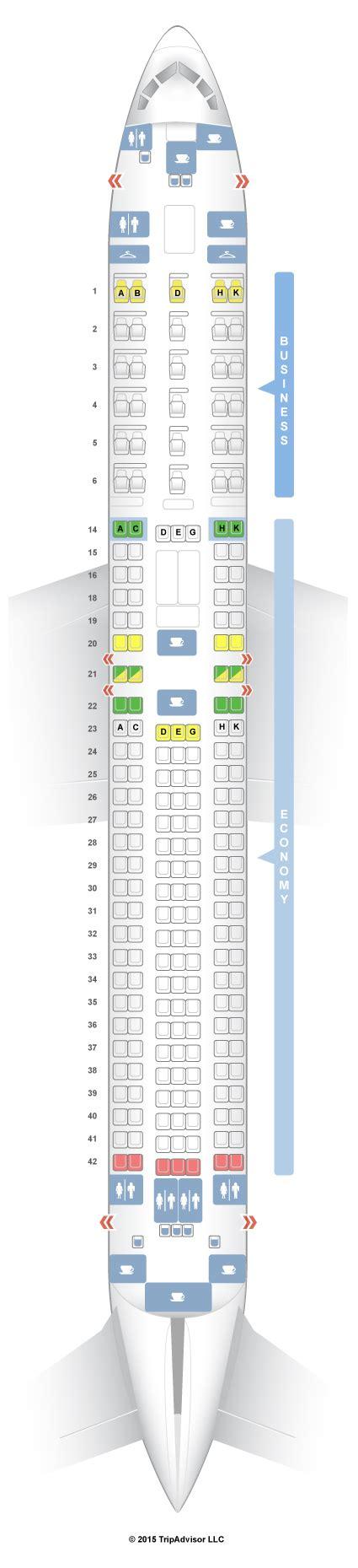 american airlines 763 seating seatguru seat map latam brasil boeing 767 300er 763 v1