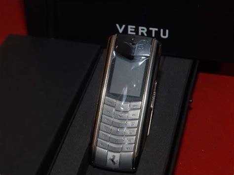 vertu luxury phone luxury phone brands like vertu mobiado fail to tap well