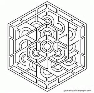 geometry coloring pages geometric pattern coloring pages for adults coloring home