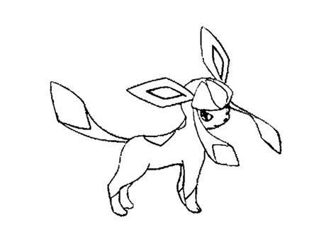 free coloring pages of pokemon eevee evolutions