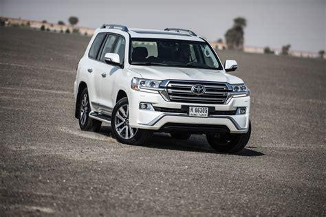 2016 Toyota Land Cruiser Vxr Review Carbonoctane