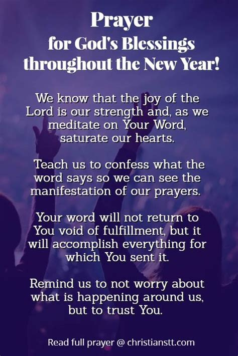 new years prayer images prayer for blessings throughout this year 2019 christianstt