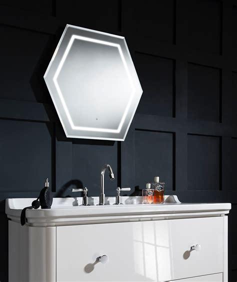 bathroom mirror illuminated bauhaus waldorf illuminated bathroom mirror 600 x 600mm