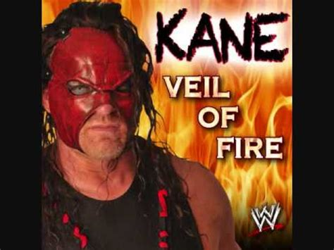 wwe kane theme wwe kane new theme song quot veil of fire quot youtube