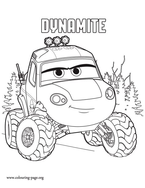 coloring pages planes fire and rescue dynamite coloring pages
