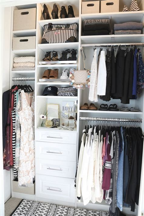 Creative Closet by Creative Closet Makeover With Easyclosets