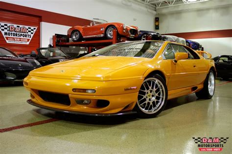 2003 lotus esprit v8 stock m5174 for sale near glen