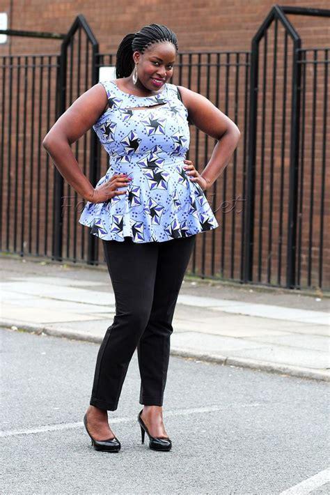 peplum ankara tops images ankara cut out peplum top women ankara kitenge african