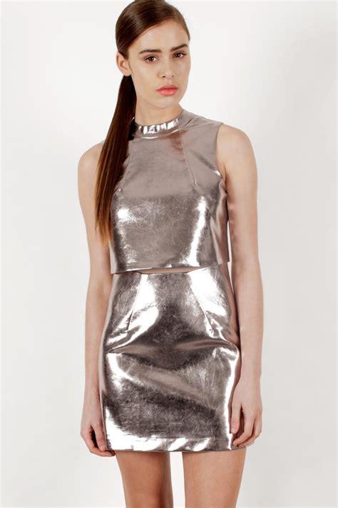 Silver Mini Dress silver dress dressed up