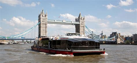 thames river cruise for 2 london thames river cruise experience for two and entry to